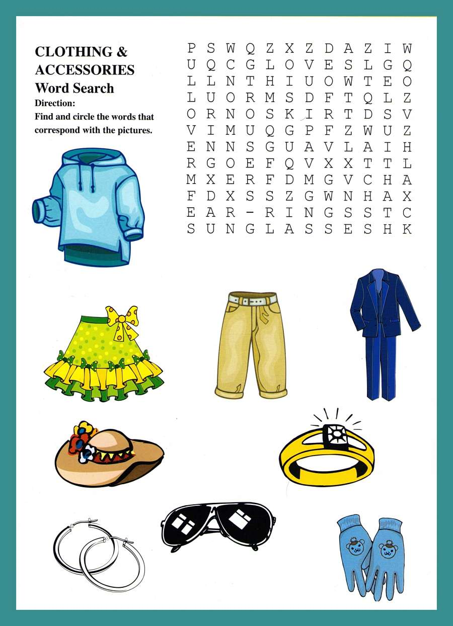 clothing-accessories-wordsearch - Bigben
